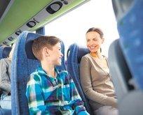 Otobüslere aile formülü