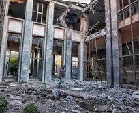 Meclisi bombalayan hain cezaevinde de rahat durmadı