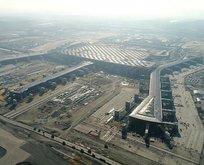Cumhurbaşkanlığından flaş İstanbul Yeni Havalimanı açıklaması