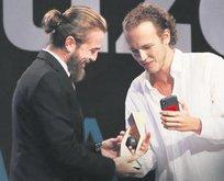 Fransız girişimciye ödül verdi