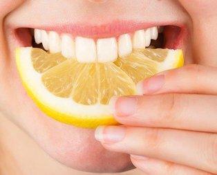 Böbreğe limon sıkın!