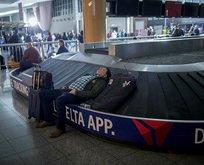Atlanta Havalimanındaki elektrik kesintisi ABDyi felç etti