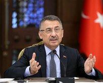 Oktay'dan darbe bildirisini sulandıran CHP'ye tepki