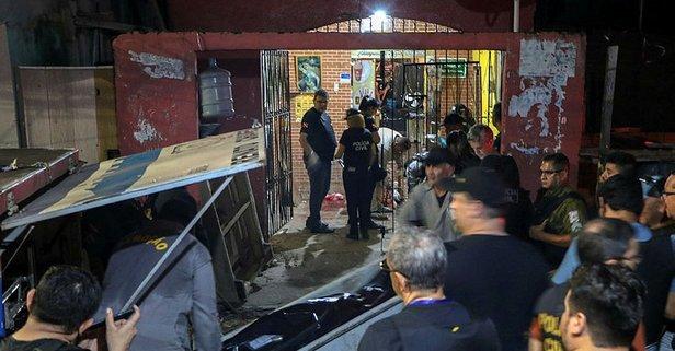 Brezilya'da kanlı saldırı! 11 ölü