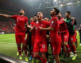 Türkiye A Milli Futbol Takımı EURO 2020'de! İşte Milli Takım'ın Euro 2020'deki muhtemel rakipleri