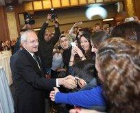 Kılıçdaroğlu'ndan öğrenciye skandal yanıt