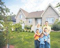 Faizler düştü ev satışı arttı