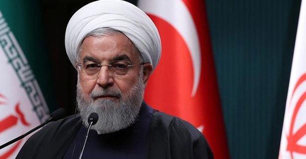 Ruhani'den kritik açıklama!