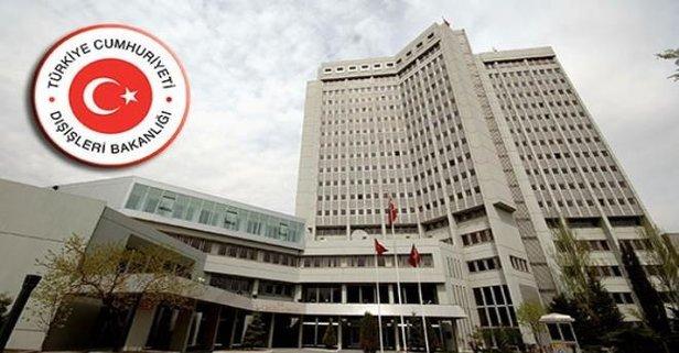 Dışişleri Bakanlığından ABDye flaş Afrin yanıtı