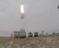 Rusya yeni savunma sistemiyle gözdağı verdi