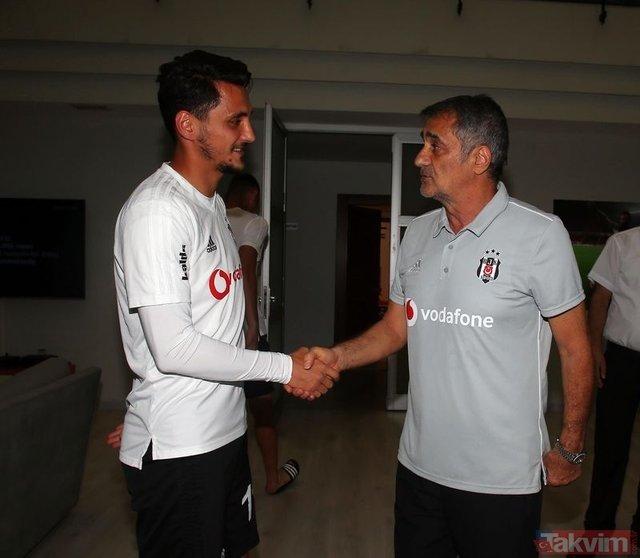Galatasaray'dan son dakika transfer haberleri