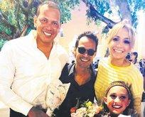 Lopez'in geniş ailesi