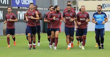 Trabzonspor 14 eksikle Alanya'ya hazırlandı