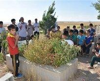 PKKlı Teröristlerin katlettiği köylülerin yakınlarından tepki