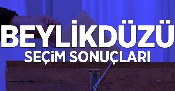 İstanbul Beylikdüzü 2019 yerel seçim sonuçları