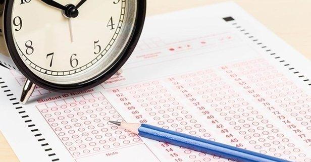 Bursluluk sınavı sonuçları saat kaçta açıklanacak?