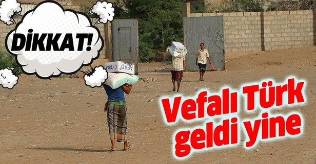 Dikkat! Vefalı Türk geldi yine
