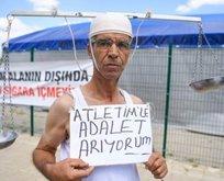 Atletle adalet arayan komik CHP'li