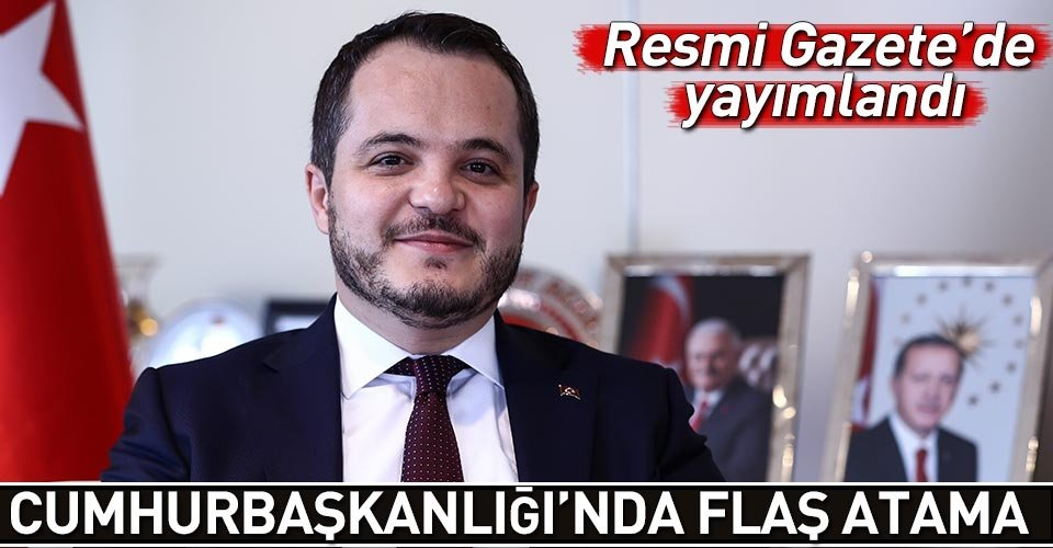 Cumhurbaşkanlığı Yatırım Ofisi Başkanı Arda Ermut oldu