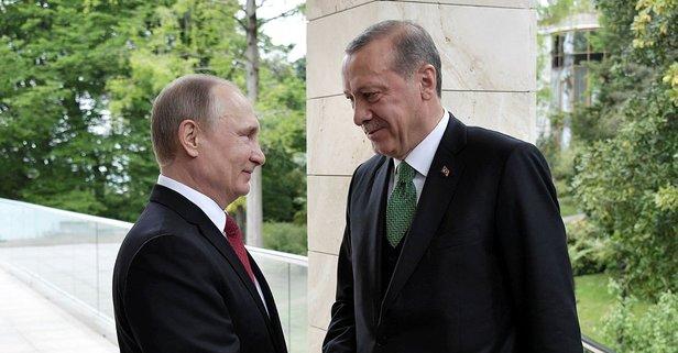 Başkan Erdoğandan kritik görüşme