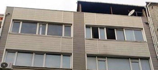 İstanbul Kağıthane'de patlama