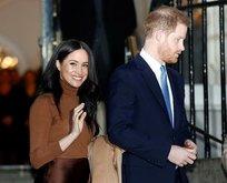 İngiliz kraliyet ailesi açıkladı: Prens Harry ve Meghan...