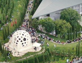 15 Temmuz Şehitler Makamı'na ziyaretçi akını