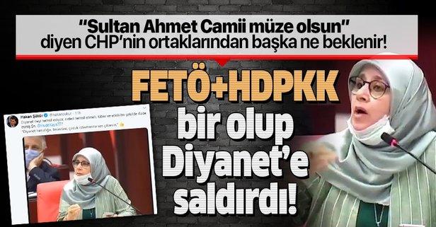 FETÖ'cü Şükür'den HDP'li Kaya'ya destek