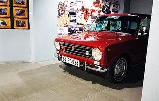 Murat 124'ü 200 bin TL'ye satmadı! Aracı baştan yarattı...