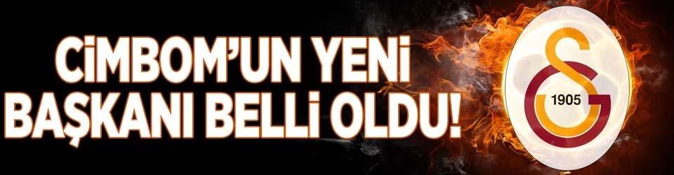 Galatasarayda yeni başkan belli oldu!
