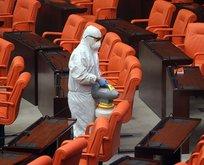 Meclis'te koronavirüs paniği!