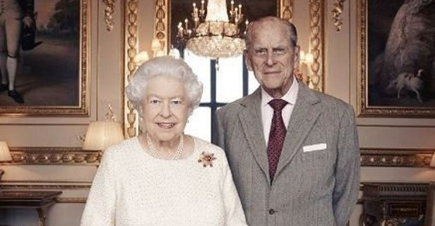 Elizabeth'e korona engeli! 3 hafta yok