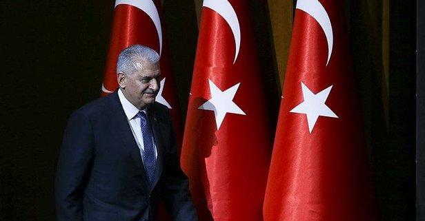 Başbakan Yıldırımdan o ülkeye kritik ziyaret