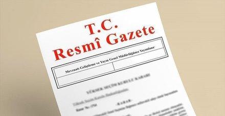 Başkan Erdoğan imzaladı! İşte Anayasa Mahkemesi'nin yeni üyesi