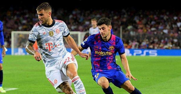 Yusuf Demir Barcelona tarihine geçti