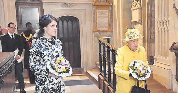 9692aa1765624 İngiliz Kraliyet Ailesi'nin gelini Kate Middleton stiliyle dikkat çekti.  Prens Harry ile evli olan Cambridge Düşesi, hemen hemen tüm davetlerde Türk  modacı ...