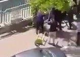 İsrail'de ırkçı grup Filistinli kadına saldırdı