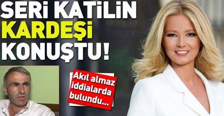 Ordudaki seri katil Mehmet Ali Çayıroğlunun kardeşi Müge Anlıya konuştu!