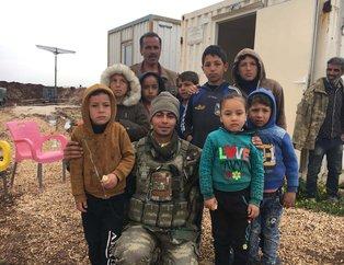 Mehmetçik Afrin'i ihya ediyor