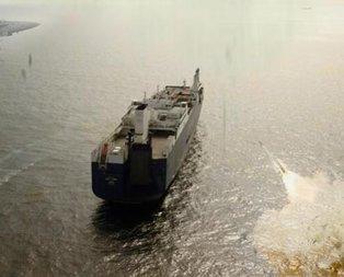 Dünyayı şoke eden açıklama: 3 gemiye el koyduk