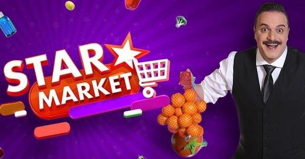 Star Market ne zaman, saat kaçta başlıyor? Star Market başvuru nasıl yapılır? Star TV yayın akışı!