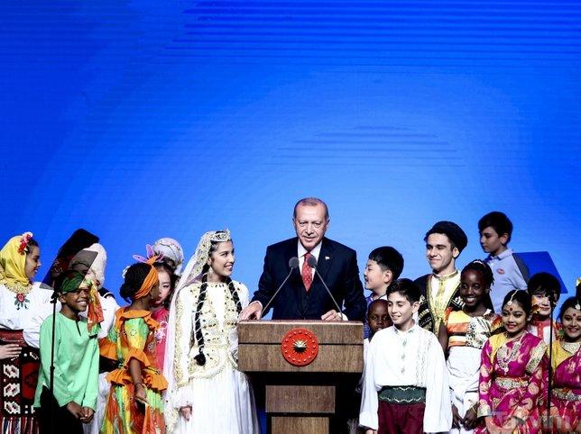 Külliye'deki 23 Nisan etkinliklerinden en özel fotoğraflar