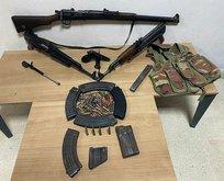 Tel Abyad'da YPG/PKK'lı terörist yakalandı