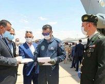 Türkiye'nin gönderdiği yardım Kerkük'e ulaştı