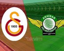 Galatasaray-Akhisarspor kupa maçı hangi kanalda?