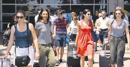 Hedef 65 milyon turist