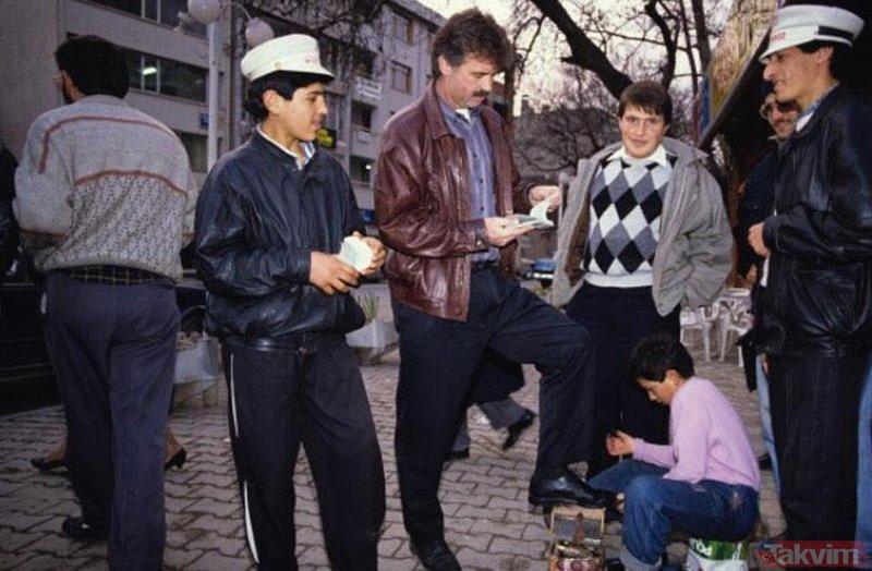 1990'lı yıllara damga vuran fotoğraflar