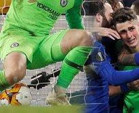 UEFA'da gecenin olayı! Tarih bunu da yazdı