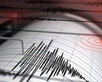 7.7'lik deprem! Amerika sarsıldı...