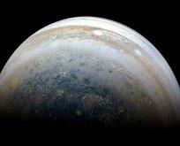 Jüpiter'de şaşırtan gelişme